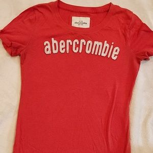 Short sleeve Abercrombie & Fitch T-shirt